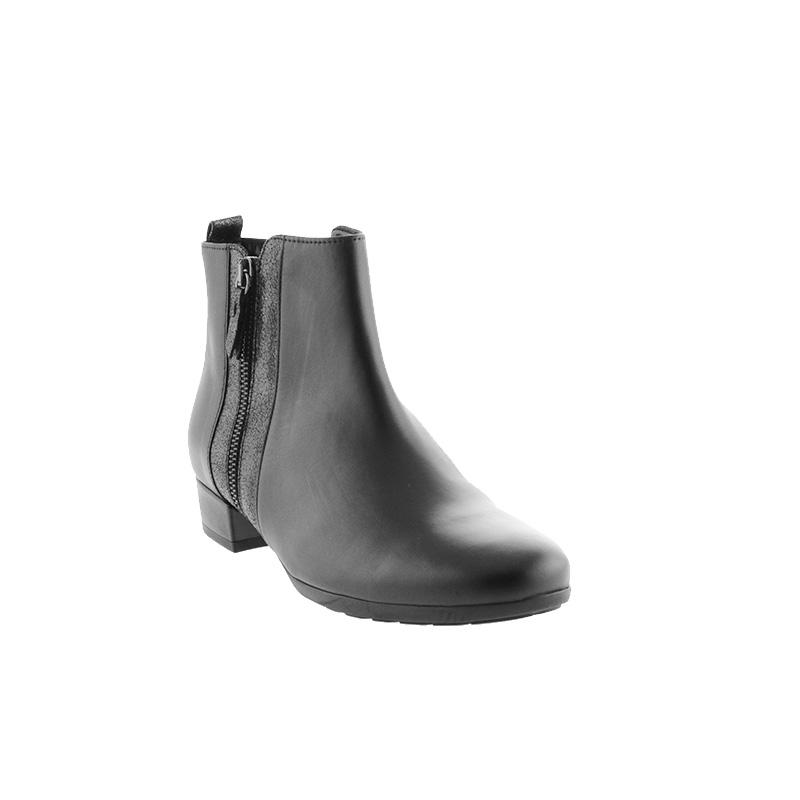 Gabor støvle i sort