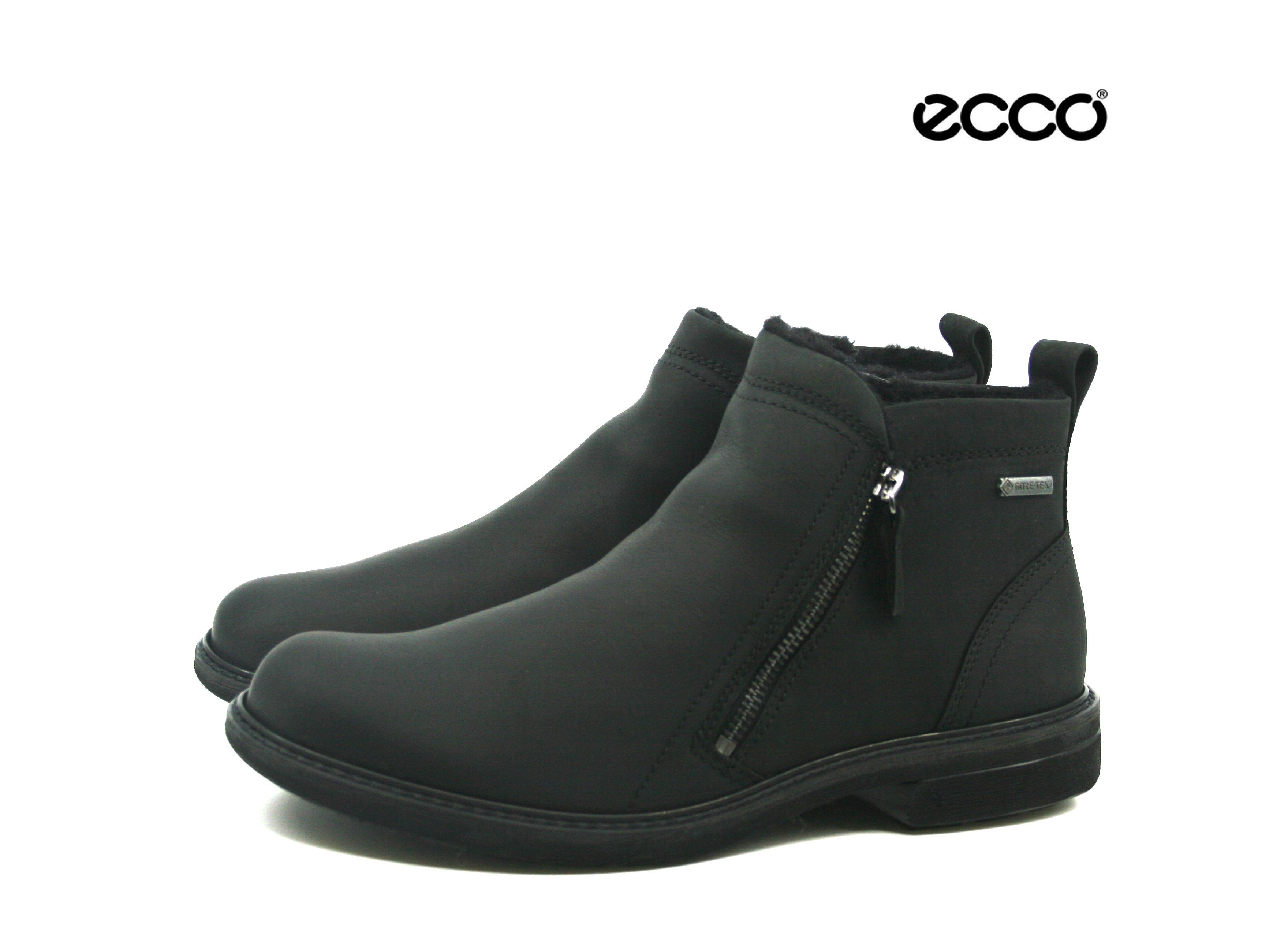 362037433b9e Damkjaer Sko Online Shop - Ecco herre støvle med lynlås