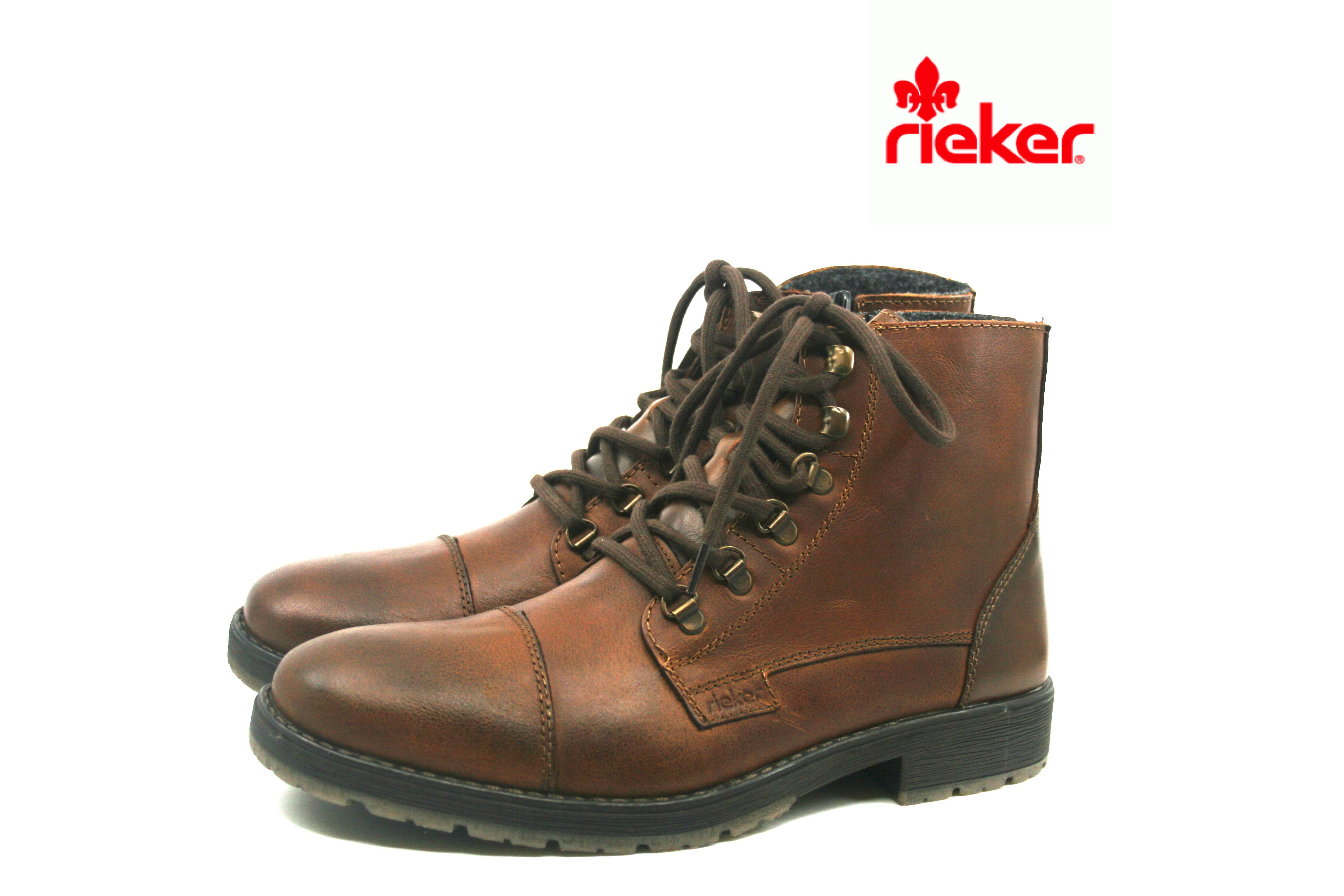 a48472225abf Damkjaer Sko Online Shop - Brun herre støvle med foer
