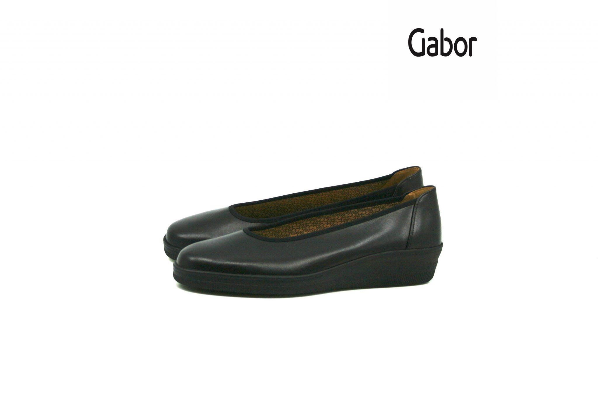 e2aad302bc2f Damkjaer Sko Online Shop - Gabor Sko Til Dame - 06.400.37