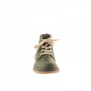 4fdb75e9 Damkjaer Sko Online Shop - Rieker støvle med kort skaft samt rågummisål
