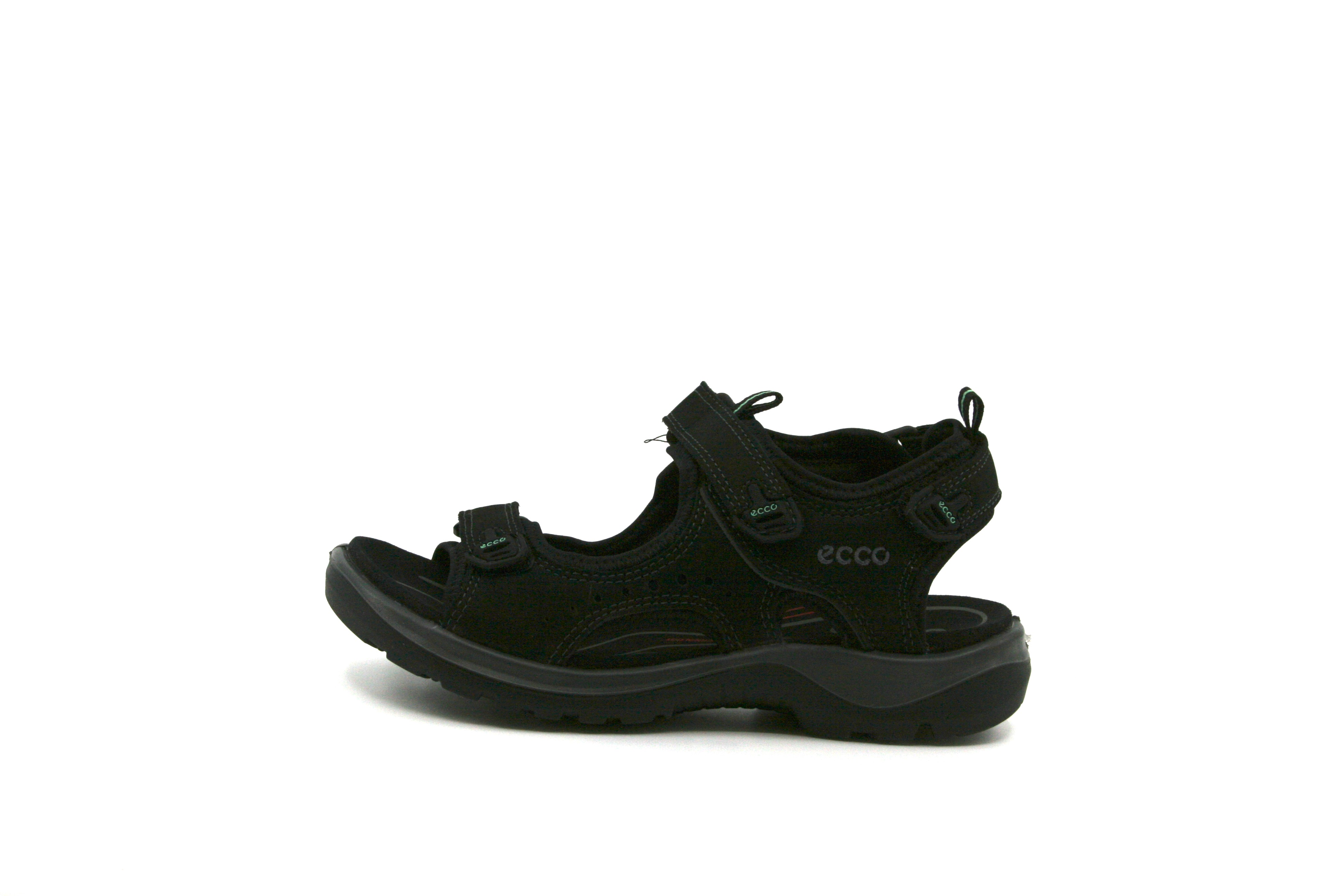 5698675a0ae Damkjaer Sko Online Shop - Ecco Sandal Dame Sort