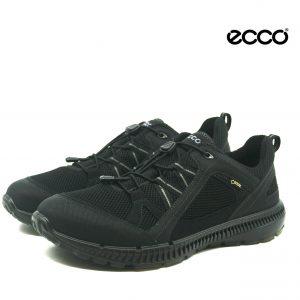 Ecco herre sko vandtæt i sort