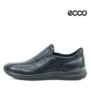 Ecco herre skind sko i sort