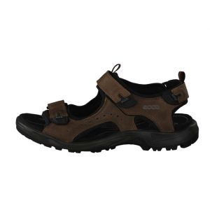 Ecco herre sandal i brun
